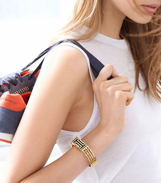 Tory Burch, Fitbit bracelet