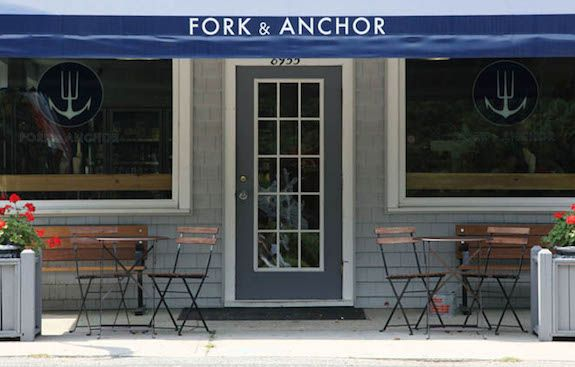 Fork and Anchor