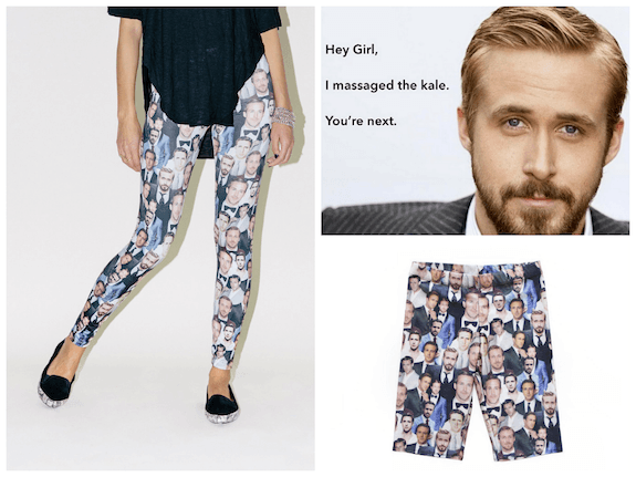 Ryan Gosling_Clashist_leggings
