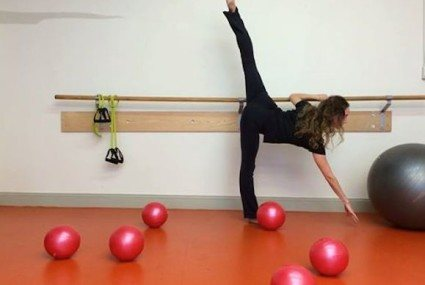 Class Action: Barre at Barre Tribeca