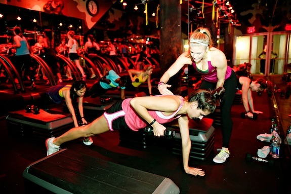 Barry's Bootcamp_Miami fitness