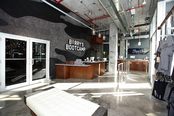 Barry's Bootcamp Miami