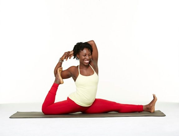 Bianca Fearon_yoga