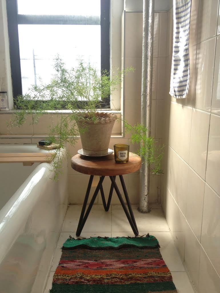 How to turn your bathroom into a japanese spa well good for Turn your bathroom into a spa