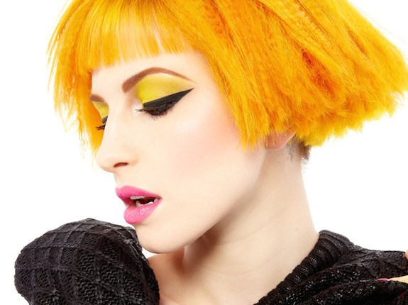 Hayley Williams Paramore healthy beauty products