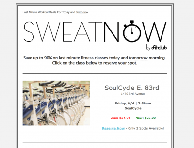 SweatNow_SoulCyclediscounting