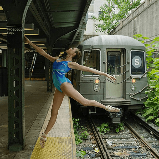 Kathryn Boren. (Photo: The Ballerina Project)
