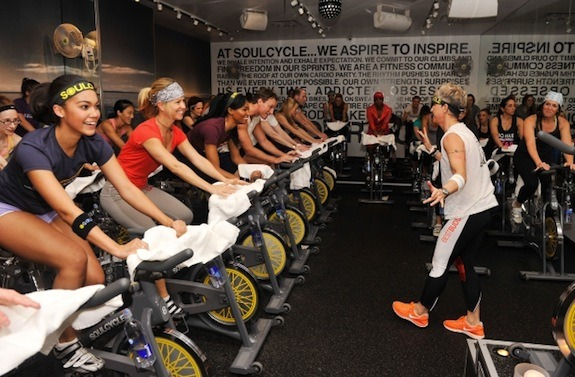 SoulCycle, discount SoulCycle ride, SoulCycle ride