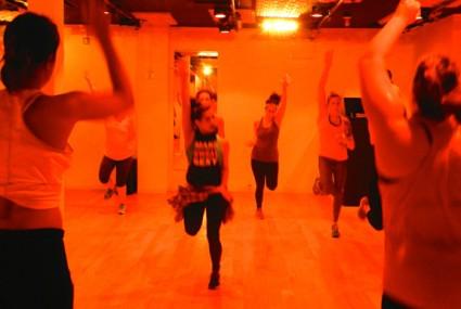 First Look: 305 Fitness' new studio really feels like a nightclub