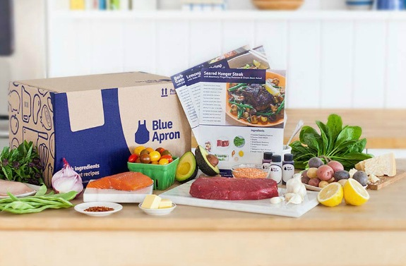 Blue Apron's Hero Box will help you become an amazing at-home cook (Photo: Blue Apron)