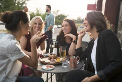 """Apparently everyone wants to be more extroverted, so here's how to put yourself """"out there"""""""
