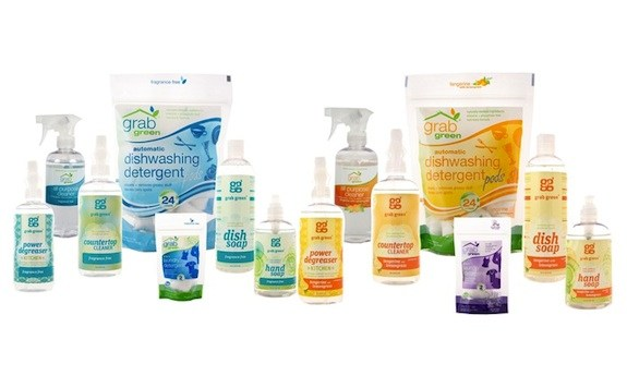 GrabGreen cleaning_non toxic cleaning_natural cleaning