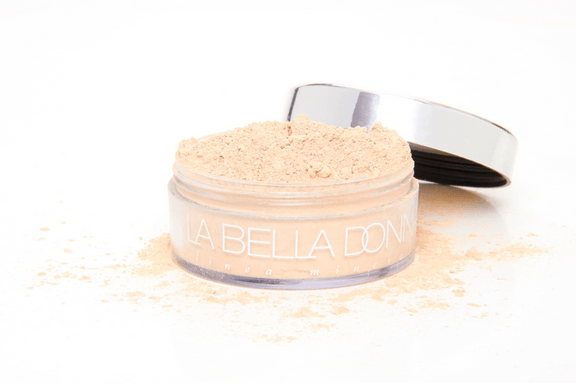La Bella Donna Pure Mineral Foundation
