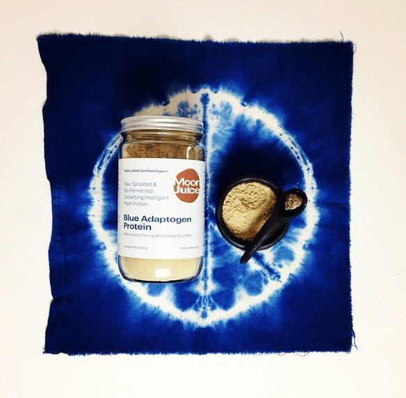 Moon Juice's Blue Adaptogen Protein