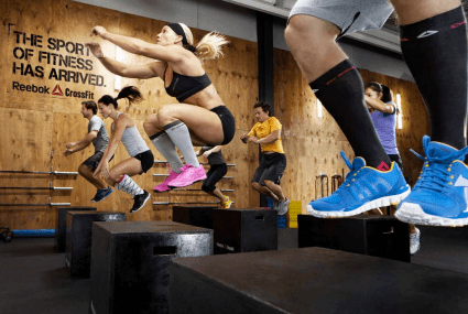 What's with all the Crossfit kneesocks?