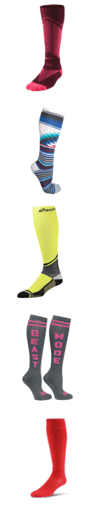 CrossFit compression socks