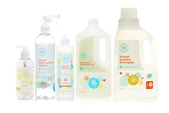The Honest Co._non toxi cleaning products