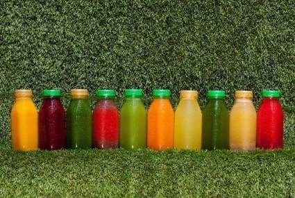 This green juice grew up in Queens