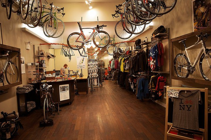 Bikes Stores Nyc Bicycle Habitat