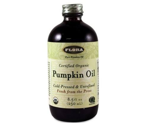 hair pumpkin seed oil