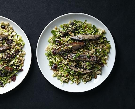 vegan-recipe-healthy-salad-dressing-mushroom-barley-salad