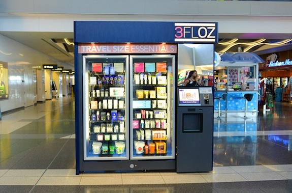 Now, you can find Juice Beauty products at the airport. (Photo: spartertravel.com)