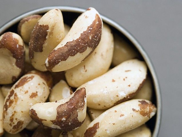 how to cook brazil nuts