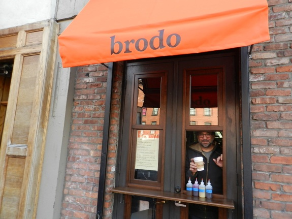 Why New Yorkers will be sipping bone broth (in coffee cups) this winter