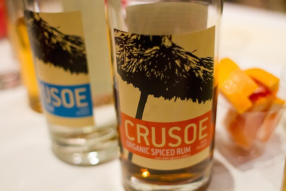 Crusoe rum