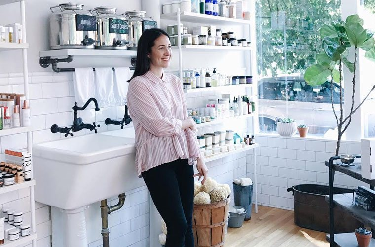 Thumbnail for The top 8 natural beauty stores from coast to coast