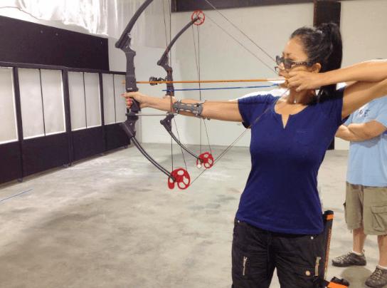 Gotham Archery Gowanus Brooklyn