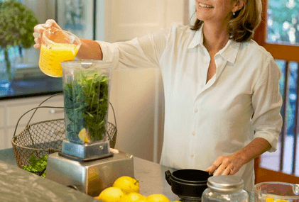 My Favorite Green Juice Recipe: Hillary Peterson