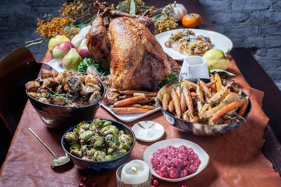 Image result for healthy thanksgiving meal