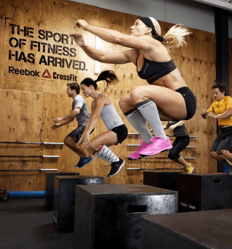 Reebok CrossFit lab