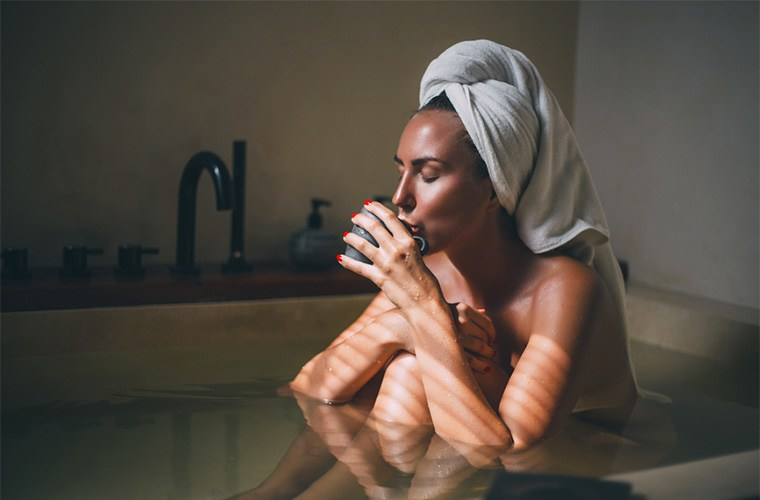Thumbnail for The perfect bath: 5 easy steps to soak away your stress