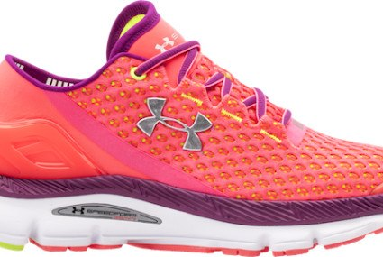 Under Armour's big running shoe debut