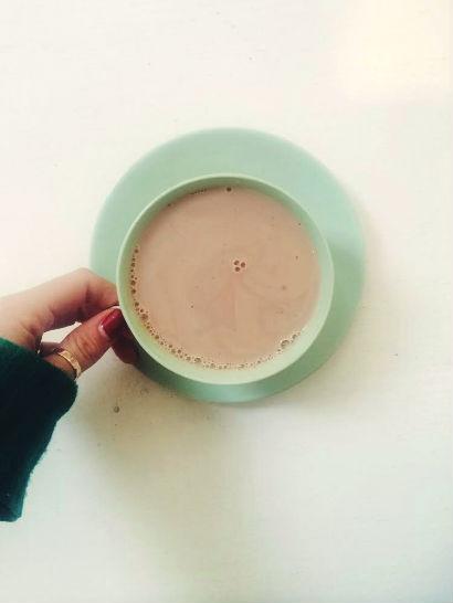 hot cacao cup sakara life