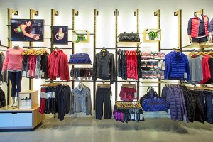 Lululemon debuts its first US flagship store concept