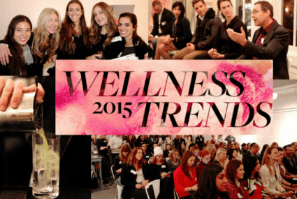 Well+Good's 2015 Wellness Trends Launch Party recap