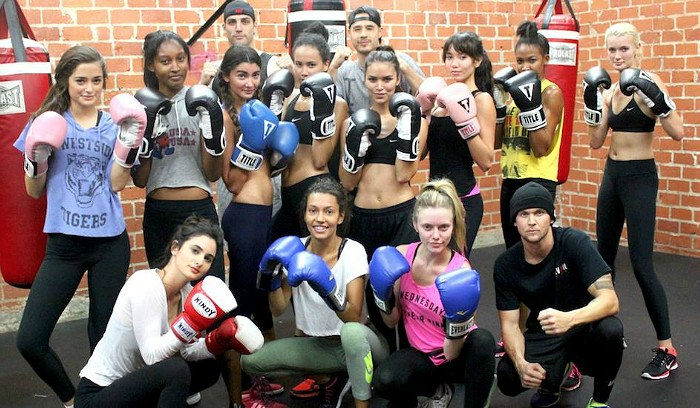 prevail boxing gym in los angeles