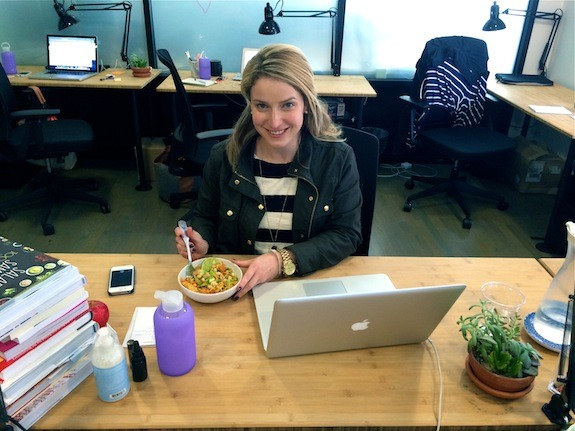 what-well-and-good-editors-eat-for-lunch-molly-gallagher