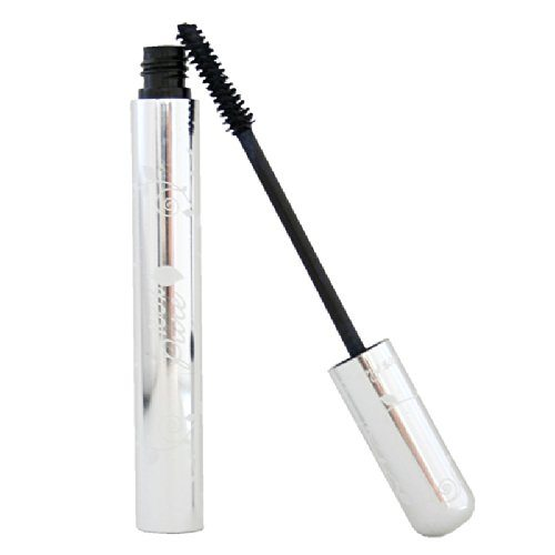 100 pure blackberry pigmented mascara