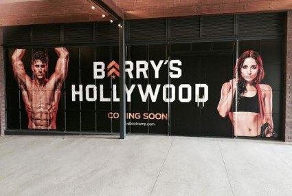 Barry's Bootcamp will open a flagship studio in Hollywood this summer