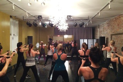 """Class Action: Dance cardio, with serious emphasis on the """"cardio"""""""