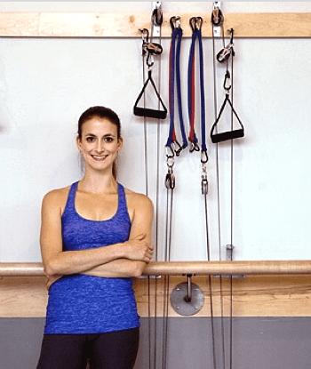 Brynn_Jinnett_fitness_expert_Refine_pulleys