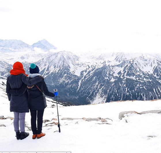 Fathom Winter shot