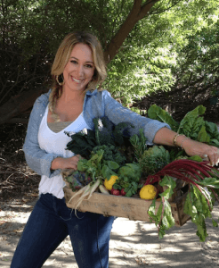 Haylie Duff's Favorite Green Juice Recipe