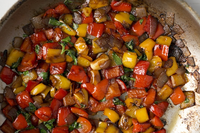 Sweet Pepper Peperonata