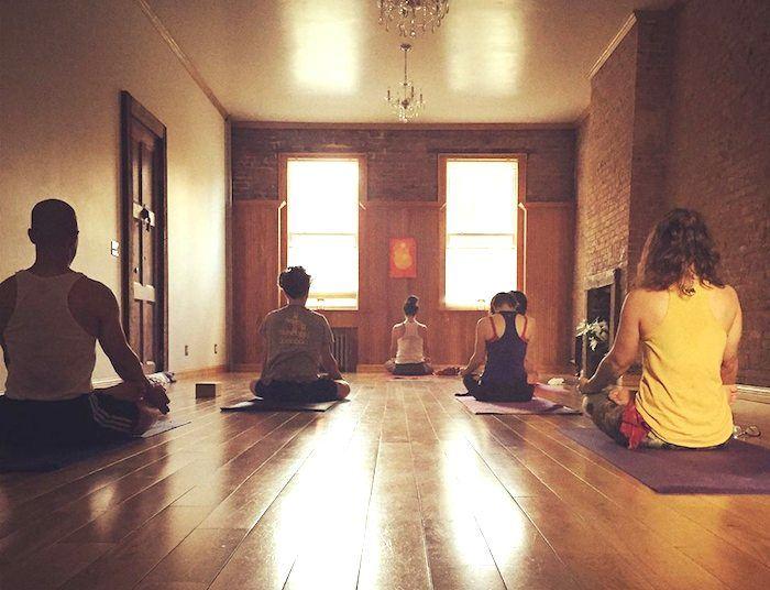 New Vibe Yoga