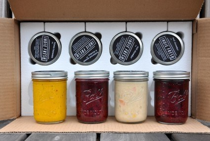 A new line of healthy soups and broths from a juice guru and an Iron Chef
